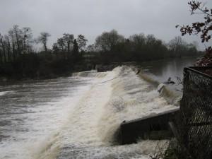 Barrage de Vallenay