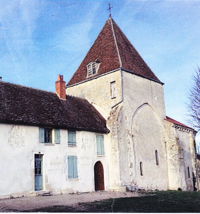 Eglise St Marti de Corquoy