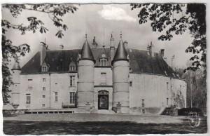 Château de Chateauneuf-sur Cher