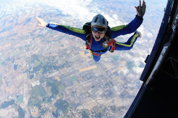 Parachutisme communaut de communes - Saut en parachute nevers ...