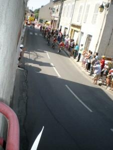 les coureurs du Tour de France